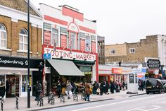 As proposals for the new rail network threaten bulldoze Tooting Market, we speak to its longstanding food traders and business owners about what the future holds. Pond Life, Historical Pictures, Proposals, Old Photos, Times Square, Street View, Indoor, London, Marketing