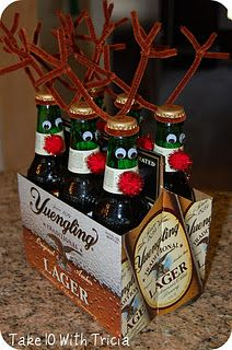 Rein-beer gift...easy fun for a few people