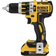 DCD795D2 20V MAX* XR Lithium Ion Brushless Compact Hammerdrill Kit | DEWALT Tools