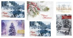 Blog - Uses for Old Christmas Cards -Paper Craft Products