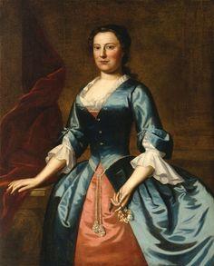 Portrait of Mrs. Samuel McCall, Sr. (Anne McCall, 1720–1785) | The Museum of Fine Arts, Houston