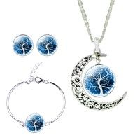 Item Set: Jewelry Set Style: Fashion Occasion: Wedding,party,social,daily decoration etc Necklace Ch