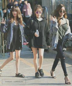 ❤ Snsd Tiffany, Tiffany Hwang, Kpop Fashion, Korean Fashion, Fashion Outfits, Airport Fashion, Korean Beauty, Asian Beauty, Summer Outfits