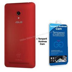 Asus Zenfone 6 Orjinal Arka Batarya Kapak Kırmızı + Kırılmaz Cam -  - Price : TL49.90. Buy now at http://www.teleplus.com.tr/index.php/asus-zenfone-6-orjinal-arka-batarya-kapak-kirmizi-kirilmaz-cam.html