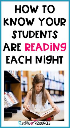 For Reading Independently Center? - How to Know Your Students Are Reading Each Night. Great ideas to keep students accountable for reading logs! Reading Homework, Third Grade Reading, Reading Logs, Reading Response, Reading Workshop, Homework Ideas, Reading School, Second Grade, Reading Notebooks