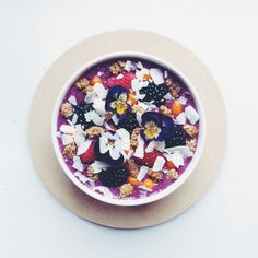 10 Smoothie Bowl Recipes To Change The Way You Eat Breakfast