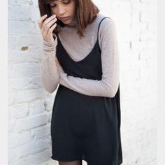 New Madewell Velvet Slip Dress Xs Alexa Chug Mini