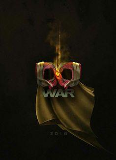Infinity War-Ready: Vision