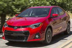 2016 Toyota Corolla Sedan   Toyota Corolla Reviews, Specs & Prices