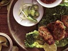 Fragrant Sea Scallop Cakes From 'One Good Dish' #recipe