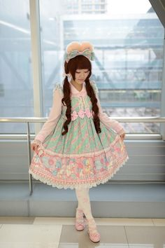 Angelic Pretty - Melody Toys - Easter - Bunny
