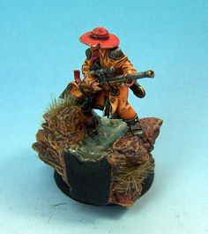 Miniature Painting, John Salmond, Table Top Gaming, Privateer Press, Warmachine