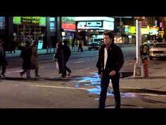Staying Alive (1983) - John Travolta's walk scene......I...I...I just can't help it...LOVE it!!!!