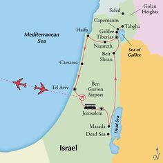 11 Day Essential Israel Tour Including Flights | Gate 1 Travel - More the World…