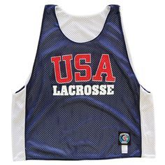 USA Lacrosse Pinnie by Tribe Lacrosse, Graphic Mesh Lacrosse Pinnies Adult, pinnie Unc Lacrosse, Lacrosse Quotes, Girls Lacrosse, Soccer Memes, Cheer Outfits, Thing 1, College Outfits, Sport Wear, Athletic Wear