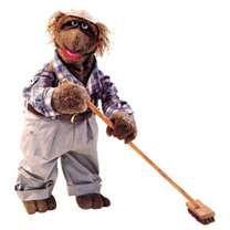 Beauregard --- my favorite muppet!