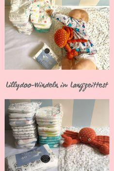 Lillydoo Öko Windeln im Langzeittest: Eltern haben die Windeln getestet. Wieso es sich anders wickelt. #Babyausstattung #Baby #familie
