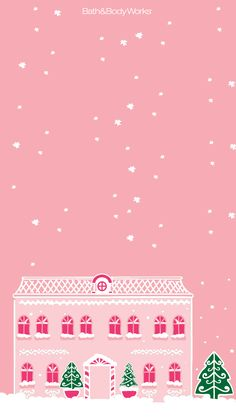 Looking for cool wallpapers and backgrounds for your mobile phone? Bath & Body Works has fashionable freebies right at your fingertips! Christmas Phone Backgrounds, Disney Phone Backgrounds, Cute Christmas Wallpaper, Xmas Wallpaper, Words Wallpaper, Wallpaper Iphone Disney, Wallpaper Quotes, Pink Christmas, Phone Backgrounds