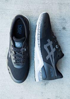 asics gel-kayano trainer evo - sneakers laag - blue