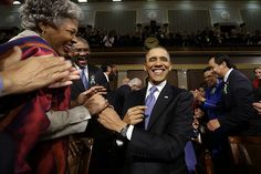 24 hours in pictures: President Barack Obama
