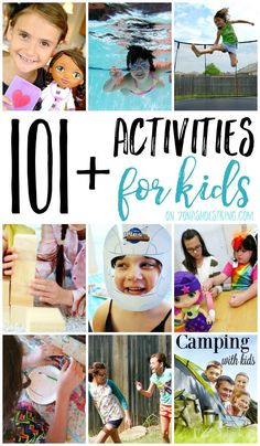 101+ activities for