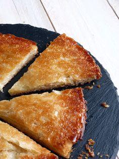 Le Kouign Amann, gâteau breton.