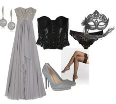 Ana's Evening ball gown