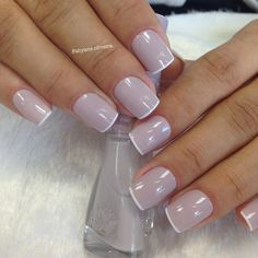 Online shopping for Nail Polish from a great selection at Beauty & Personal Care Store. French Manicure Acrylic Nails, Pedicure Nail Art, French Tip Nails, Manicure And Pedicure, Gel Nails, Ballerina Nails, Luxury Nails, Minimalist Nails, Perfect Nails