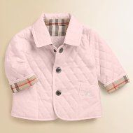 Burberry kids quilted coat for my girl
