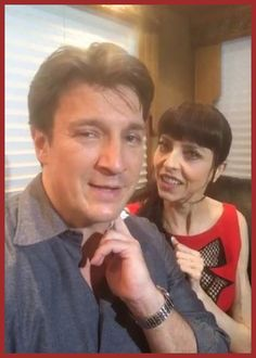 Nathan Fillion & Juliet Landau A PLACE AMONG THE UNDEAD | Indiegogo  10/30/15