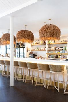 Gallery – Uniqwa Collections Restaurant Concept, Restaurant Design, Restaurant Ideas, Greek Decor, Estilo Hippy, Greek Restaurants, Chaise Bar, Natural Interior, Commercial Interior Design