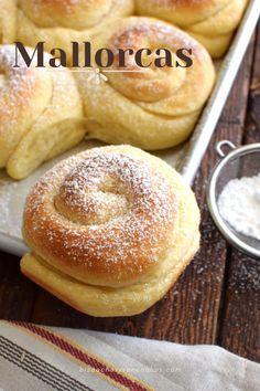 Wine Recipes, Baking Recipes, Dessert Recipes, Desserts, Pan Bread, Bread Rolls, Quick Meals, Empanadas, Bagel