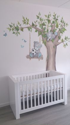 √ 27 Cute Baby Room Ideas: Nursery Decor for Boy, Girl and Unisex me to you beertjes boom baby Room Baby Room Colors, Baby Room Neutral, Baby Boy Room Decor, Baby Room Diy, Baby Nursery Themes, Baby Room Design, Baby Bedroom, Nursery Room, Nursery Ideas