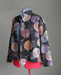 Surface Design, Smocking, Fabric, Prints, Jackets, Tejido, Down Jackets, Tela, Cloths