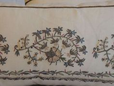 1stdibs.com | Pair of Turkish Embroidery Pillows.