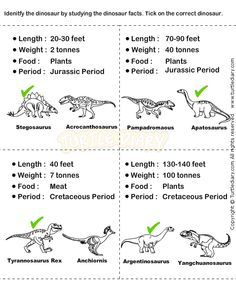 dinosaur worksheet2 science worksheets grade 1 worksheets animals worksheets pinterest. Black Bedroom Furniture Sets. Home Design Ideas