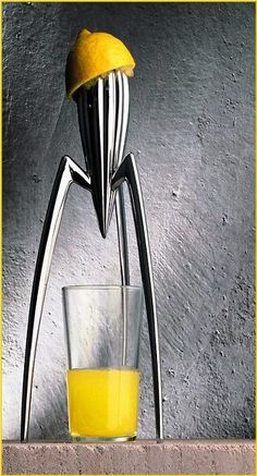 Alessi juicy salif - Design Philippe Starck, 1990