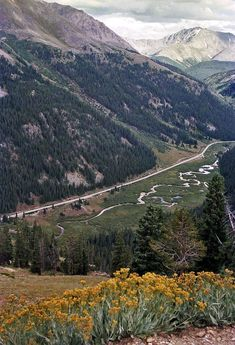 Milner Pass, Rocky Mountain National Park, Colorado
