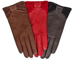 Leather Gloves - Gift Ideas