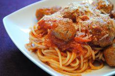All American Spaghetti