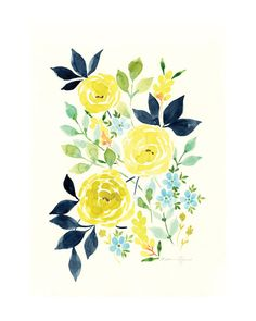 Indigold Limited Edition Art Print by Stephanie Ryan | Minted