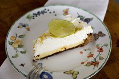 Perfect Key Lime Pie