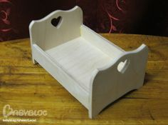 деревянная кроватка для куклы - Поиск в Google