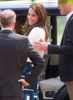 Duchess Kate: UPDATED: Kate in Goat & Banana Republic for Heads Together Launch