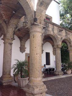 Coffee Break: Ex-Convento del Carmén en Guadalajara