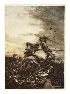 Art.fr - Arthur Rackham - tableaux et affiches pour amoureux d'art
