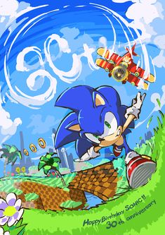 Hedgehog Movie, Hedgehog Art, Sonic The Hedgehog, Sonic 25th Anniversary, Mundo Dos Games, Sonic Mania, Fire Image, Sonic And Shadow, Sonic Fan Art