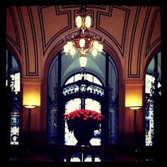 The Palace Hotel- SF