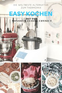 Neue Küchenmaschine Monsieur Cuisine Plus im Test Cheap Healthy Lunch, Brunch, Toddler Lunches, Energy Balls, Connection, Food And Drink, Homemade, Baking, Dinner