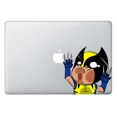 [ Woverine ] TRAPPED SERIES FOR MACBOOK & LAPTOP